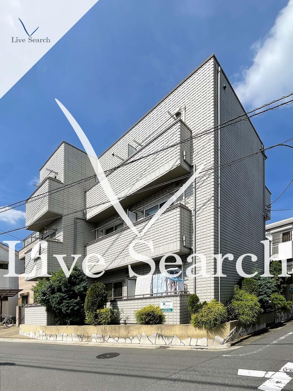 ブリーゼハイム 102 【荏原町駅】 の外観写真