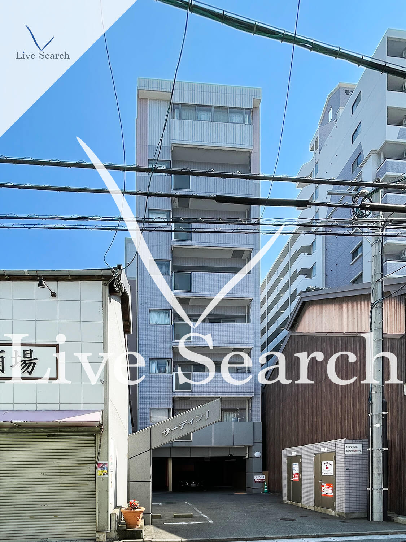サーディンⅠ 205 【東区箱崎駅】 の外観写真
