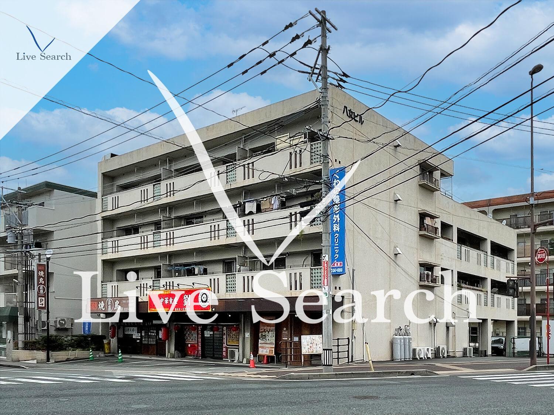 八女ビル 201 【早良区藤崎駅】 の外観写真