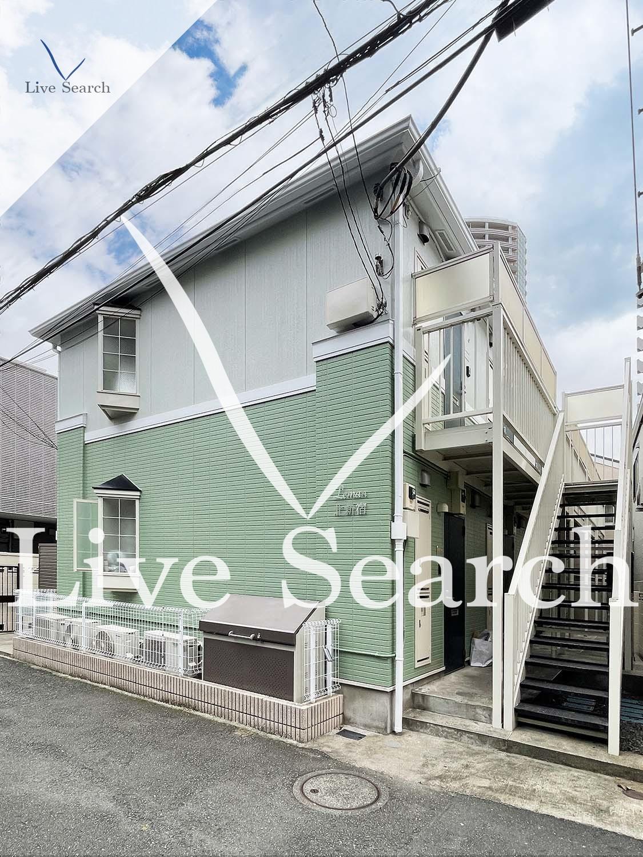 レマン北新宿 206 【大久保駅】 の外観写真