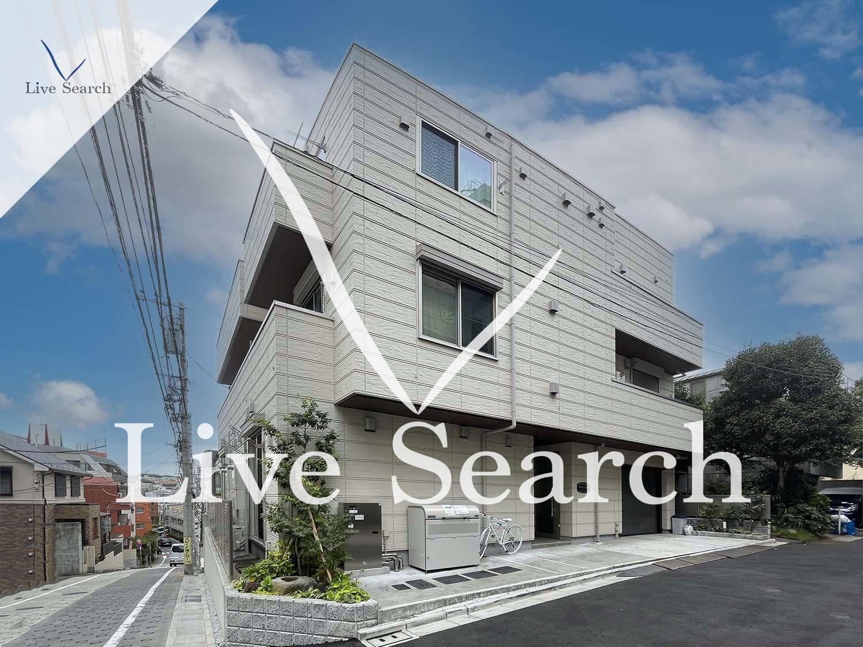 ドムス ドーチス 201 【初台駅】 の外観写真