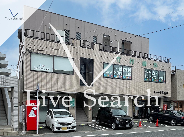 蒲池駅前ビル 3 【東区福工大前駅】 の外観写真