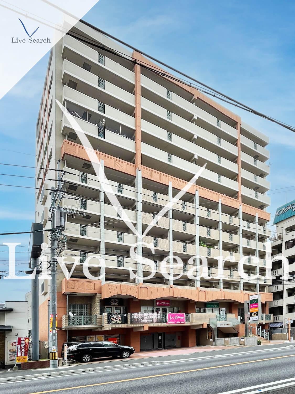 プラージュ大橋 801 【南区大橋駅】 の外観写真