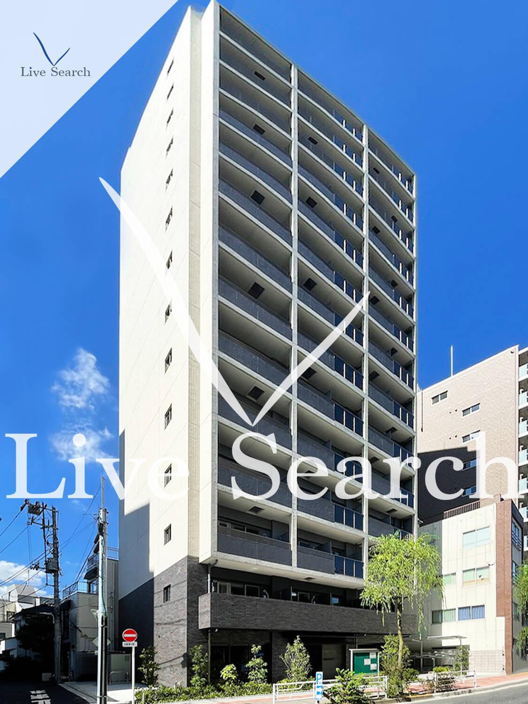 ジオエント台東根岸 905 【入谷駅】 の外観写真