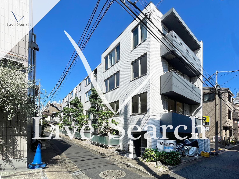 Meguro Point 204 【不動前駅】 の外観写真