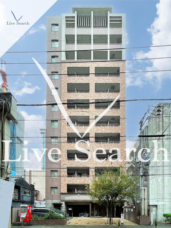 グランフォーレ薬院 1201 【中央区薬院大通駅】 の外観写真