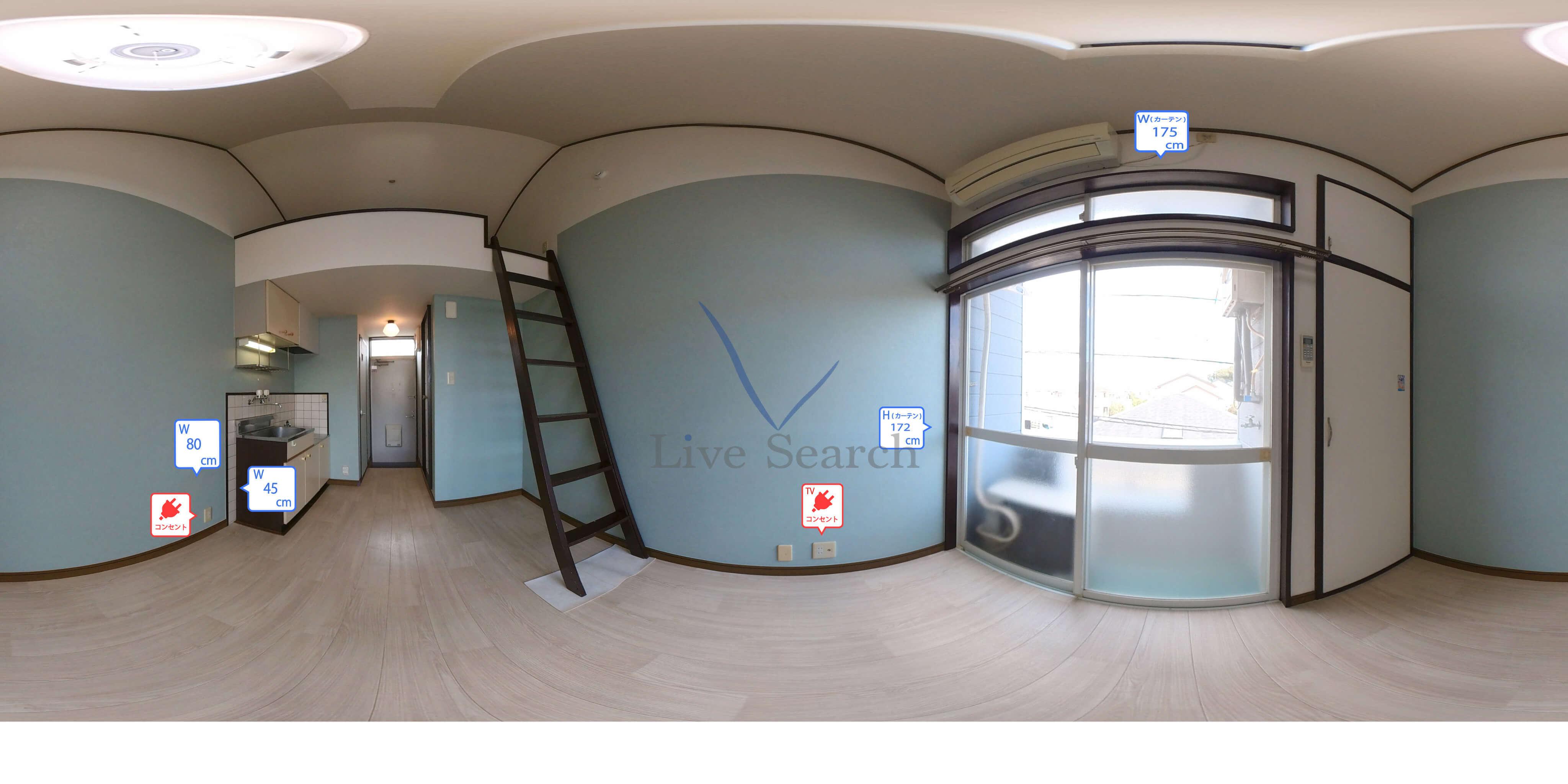 クリスタルコート大橋 203 【南区西鉄大橋駅】 の外観写真
