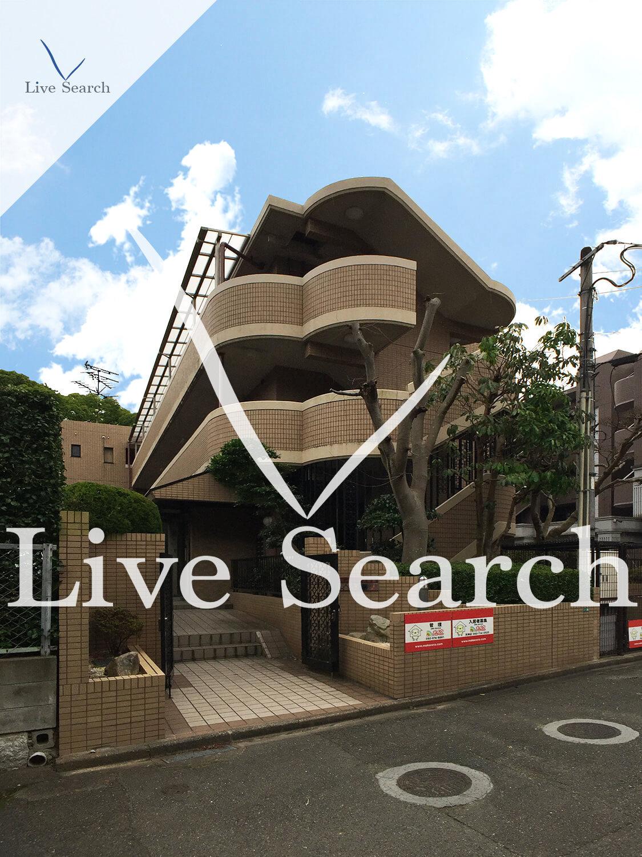 エバーグレース赤坂 204 【中央区桜坂駅】 の外観写真
