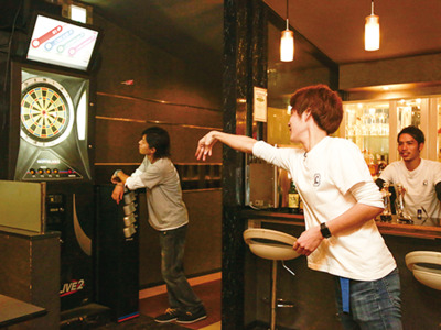 Amusement and Darts Bar Liber(リベル)(バー)