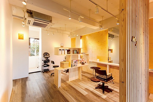 Hair salon Coco(美容室)