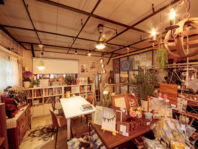 THE INTERIOR COORDINATE SHOP(住宅、インテリア)
