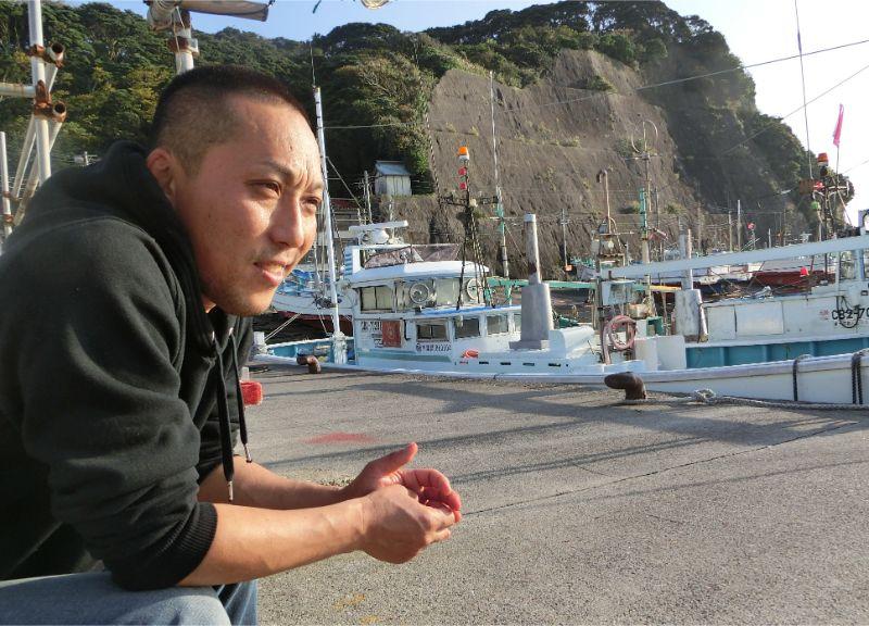 森川良徳さん