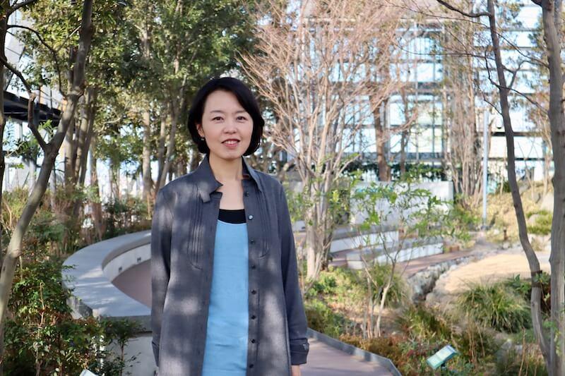 宮田さんは2019年4月からは「わたしらしく、暮らせるまち。」推進アドバイザー兼マーケティングコミュニケーション専門監として区のまちづくりに携わる