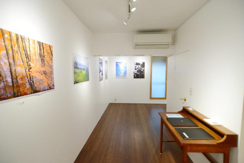 岡野さんがオーナーを務める「gallery 晴れ -南青山-」