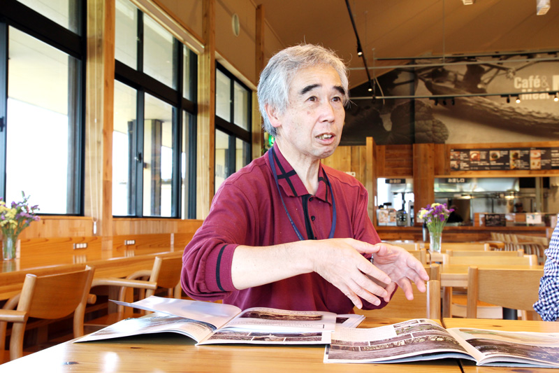 嶺岡牧研究の第一人者である日暮晃一先生の熱のこもった論説は目からウロコの連続だった