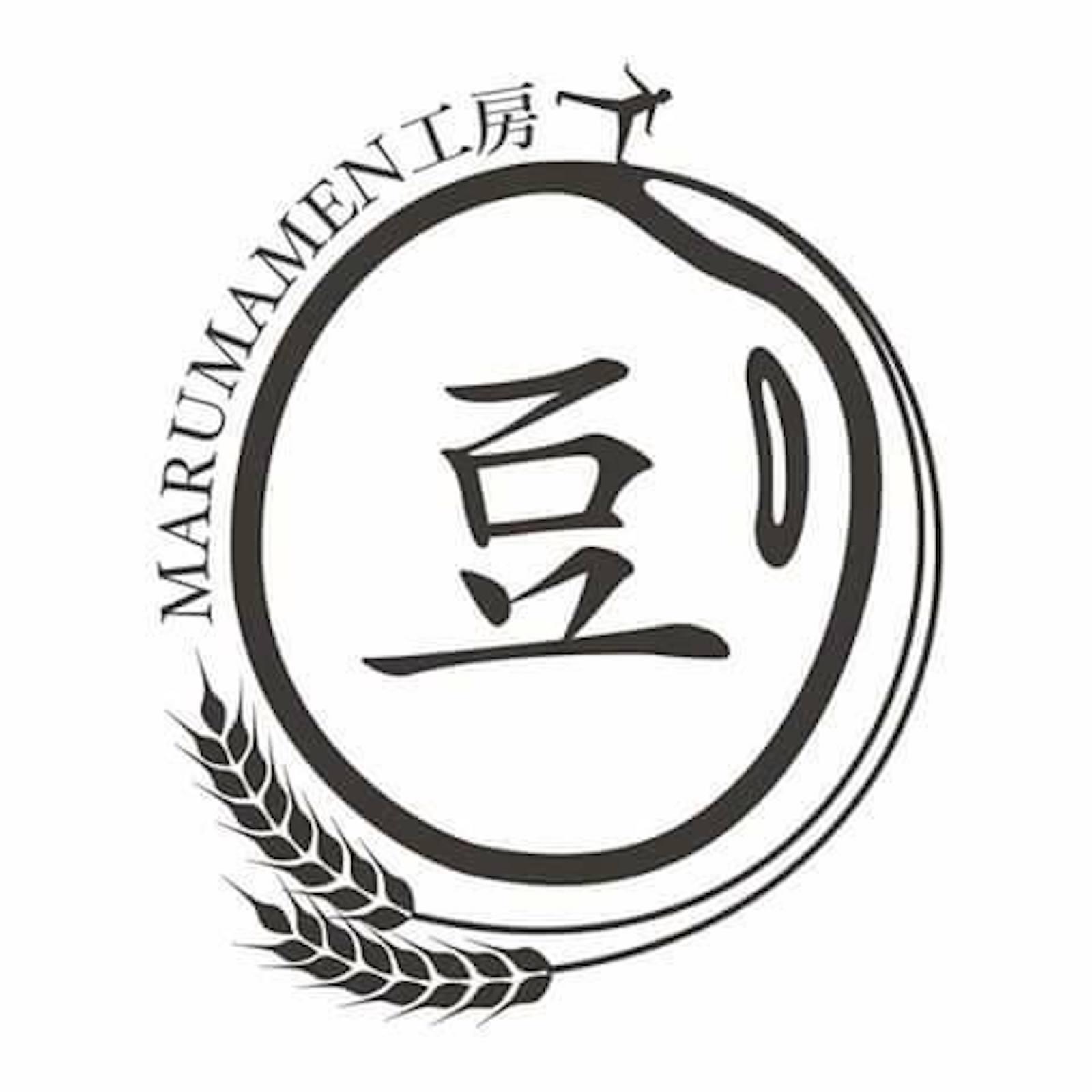 ロゴはもちろん大豆と麦。人が「大」の字を表している。人と地球のイメージもあるのだとか。