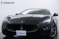 マセラティ グラントゥーリズモ S MC-shift 正規ディーラー車 左ハンドル レザー&アルカンターラインテリア ヘッドレストトライデントエンボス 20インチネプチューンデザインホイール
