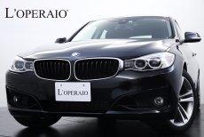 BMW 3シリーズ 320i Gran Turismo Sports 正規ディーラー車 純正HDDナビ バックモニター レッドステッチ 純正18インチAW コンフォートアクセス 【車検令和3年9月迄】