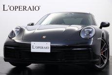 ポルシェ 911(Type992) Carerra S PDK 2020年モデル ワンオーナー Sport-ChronoPKG ポルシェエントリードライブ レーンチェンジアシスト アルカンターラルーフライナー 純正20/21インチカレラクラシックアルミホイール【新車保証R4年8月迄】