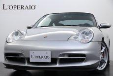 ポルシェ 911(Type996) Carrera Tip-s 後期モデル GT3ルック カロッツェリアオーディ  パワーシート レッドキャリパー ダウンサス【車検R03年2月迄】