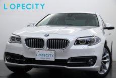 BMW 5シリーズ 523d グレースライン 限定160台 オイスター革 アダプティブLEDライト 専用純正18インチアルミ ドライビングアシストプラス スポーツシート シフトパドル