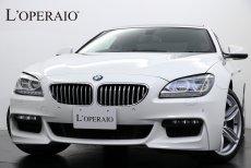 BMW 6シリーズ 650i Coupe M-Sport PKG ブラックレザー LEDヘッドライト ソフトクローズドドア HUD 前後パークセンサー  メモリー機能付きパワーシート シートヒーター 純正19インチAW TVキャンセラー