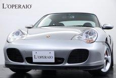 ポルシェ 911(Type996) Turbo Tip-s 正規ディーラー車 希少右ハンドル 2003年後期モデル カーボンPKG ソフトルックレザー BOSEサウンドシステム 【車検令和4年3月迄】