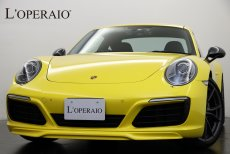ポルシェ 911(Type991) カレラT PDK 最終モデル カレラTインテリアPKG スポーツエキゾースト シートヒーター エントリー&ドライブ カラークレスト 純正チタングレーカレラS20インチAW 【新車保証R3年7月迄】