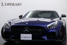 メルセデスベンツ AMG GT S 130th Anniversary Edition 期間限定受注生産モデル 専用エアロパーツ 専用AMGパフォーマンスシート Burmesterサラウンドシステム 19/20インチマットブラックAW 走行6,000Km【車検R4年7月迄】