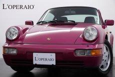 ポルシェ 911(Type964) Carrera 2 Tip 正規ディーラー車 ワンオーナー 右ハンドル サンルーフ【車検令和4年9月迄】
