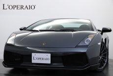 ランボルギーニ ガヤルド Super Leggera e-gear 4WD 正規ディーラー車 フロントリフトシステム カロッツェリア製HDDナビ