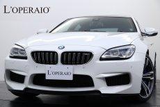 BMW M6 グランクーペ ワンオーナー車 後期モデル 純正20インチアルミホイール