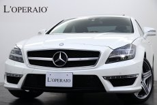 AMG CLSクラス CLS63 正規ディーラー車 ラグジュアリーシートパッケージ ダイヤモンドホワイト