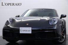 ポルシェ 911(Type992) Carerra S PDK 2020年モデル Sport-ChronoPKG ポルシェエントリードライブ レーンチェンジアシスト アルカンターラルーフライナー 純正20/21インチカレラクラシックアルミホイール【新車保証R4年8月迄】