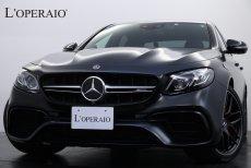 AMG Eクラス E63S 4MATIC+ Edition1 期間限定車  AMGナイトPKG【新車保証継承R03年6月迄】