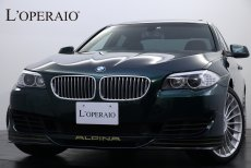 アルピナ B5 Biturbo Limousine 正規ディーラー車 サンルーフ 右ハンドル ALPINAミルテウッドインテリア 地上デジタルチューナー