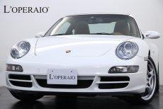 ポルシェ 911(Type997) Targa4S Tip-S Sport-ChronoPKG 正規ディーラー車 ナチュラルブラウンレザー PASM オートエアコン カラークレスト 【車検R4年9月迄】