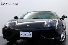フェラーリ 360 Modena F1 社外可変バルブマフラー 純正チャレンジBBS18インチAW タイヤ交換済み 社外SDナビ(地デジ内蔵)クラッチ残量67%
