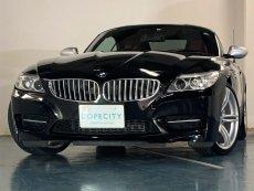 BMW Z4 sドライブ35is レッドレザー シートヒーター 19インチAW 純正HDDナビ  プッシュスタート 前後パークセンサー パドルシフト