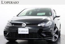 フォルクスワーゲン ゴルフ R ワンオーナー 後期モデル 【新車保証継承令和3年9月迄】
