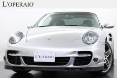 ポルシェ 911(Type997) Turbo Tip-S 2007年モデル Sport‐ChronoPKG サンルーフ