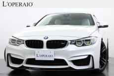 BMW M4 Coupe Individual Edition M DCT 全国10台限定 ワンオーナー アダプティブMサス M Performanceリアディフューザー