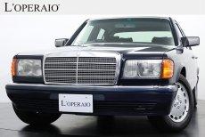 メルセデスベンツ Sクラス 300SE 正規ディーラー車 フルオリジナル エアコンコンプレッサー交換済み