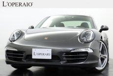 ポルシェ 911(Type991) Carrera PDK Sport‐ChronoPKG PASM サンルーフ 電動スポーツシート 本国デザイン純正20インチAW BOSEサウンド