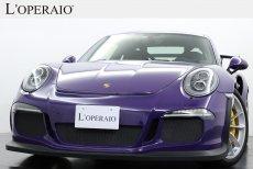 ポルシェ 911(Type991) GT3RS PDK PCCB Sport‐ChronoPKG PDLS付LEDライト オプションカラー