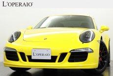ポルシェ 911(Type991) Carrera GTS PDK 前期NAモデル 左ハンドル Sport‐ChronoPKG BOSEサラウン 整備記録簿有
