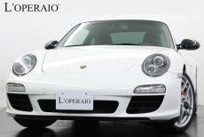 ポルシェ 911(Type997) Carrera S PDK 後期モデル Sport‐ChronoPKG スポーツデザインステアリング Sport-Exhaust