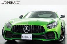 メルセデスベンツ AMG GT R AMGカーボンセラミックブレーキ フルレザーPKG オプション総額約300万円