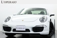ポルシェ 911(Type991) Carrera PDK Sports-ChronoPKG 黒革 スポーツデザインステアリング