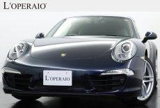 ポルシェ 911(Type991) Carrera4 PDK プラチナグレーレザーインテリア